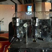 Maquina De Cafe Antigua 50s, Faema Urania De 3 Palancas
