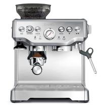 Cafetera Espresso Capuchino Breville Bes870xl Con Molino