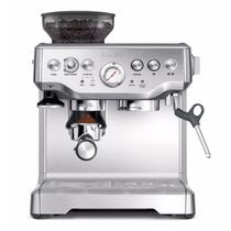 Cafetera Espresso Capuchino Breville Bes870xl Molino Gris