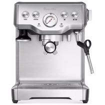 Cafetera Espresso Capuchino Americano Breville Bes840xl Gris