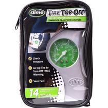 Compresor Slime Compacto Auto Pickup Cuatrimoto Bicicleta