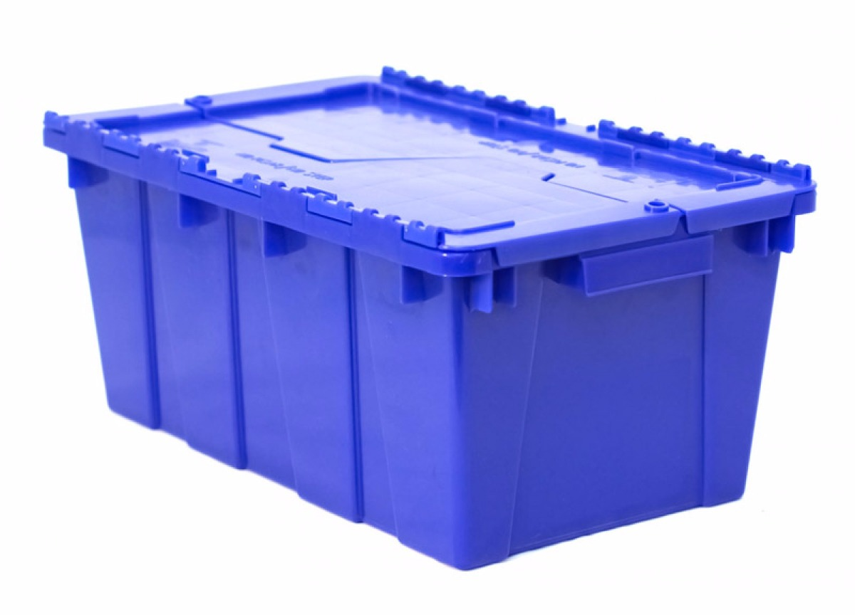 Caja de plastico de bisagras 50 21 con tapa 50 x 30 x 21 - Caja plastico con tapa ...