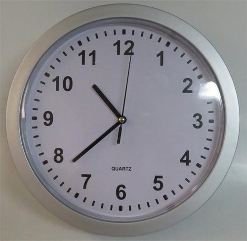 Reloj de pared caja seguridad con compartimientos - Reloj de pared diseno ...