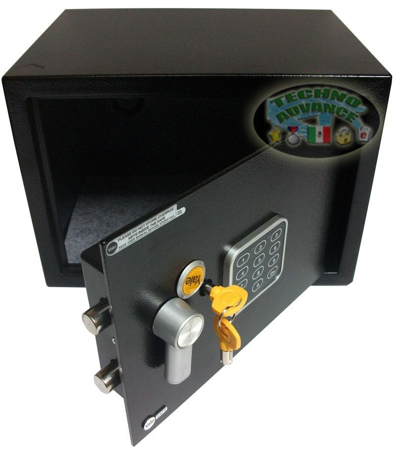 Caja fuerte met lica 14 combinaci n digital electr nica - Caja fuerte electronica ...