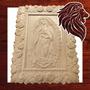 Cuadro De La Virgen De Guadalupe Caoba