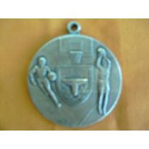 Medalla Deportiva De Bronce De Ymca University De 1988