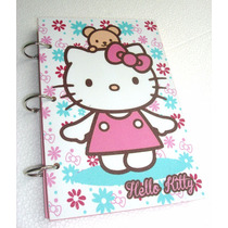 Hello Kitty, Betty Boop, Frida Kahlo Carpeta Tamaño Carta