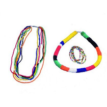 Kit Collar - Bead Making Bandas Perlas De Cristal Hilo Cord