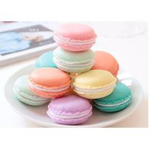 Bonitos Joyeros En Forma De Macaron (color Se Envía Al Azar)