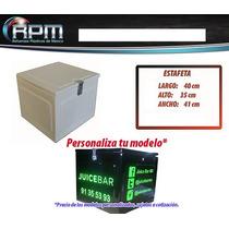 Caja Para Moto Reparto Mod Estafeta - Cajas Para Motos