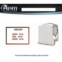Caja Para Moto Reparto Mod Pizzahut - Cajas Para Motos