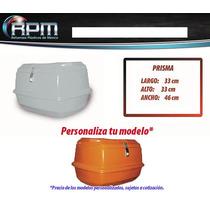 Caja Para Moto Reparto Mod Prisma - Cajas Para Motos