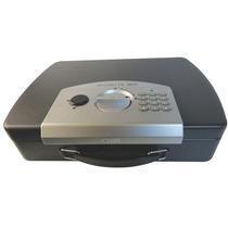 Caja Para Dinero Digital 33cm C/cable Llave Y Combinacion