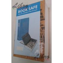 Caja De Seguridad Camuflada En Forma De Libro Con Dos Llaves