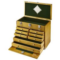Caja Para Herramientas De Precision O Joyero 8 Cajones