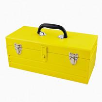 Caja Portaherramientas Metálica 50.5x18.2x16.3cm Surtek