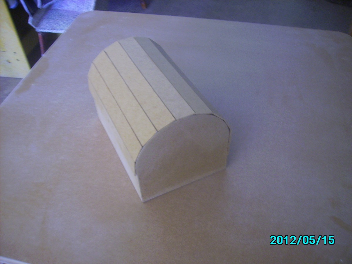 Cajas portaretratos manualidades todo en madera 35 - Manualidades en cajas de madera ...