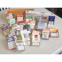 Colección De Cigarrillos