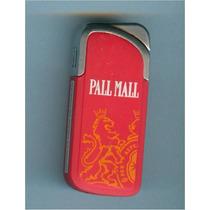 Encendedor Pallmall Rojo