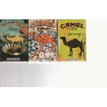 Cajetillas De Cigarros Camel Vacias De Colección