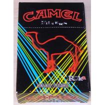 Roka. Caja Para Cajetilla De Camel. Edición Limitada