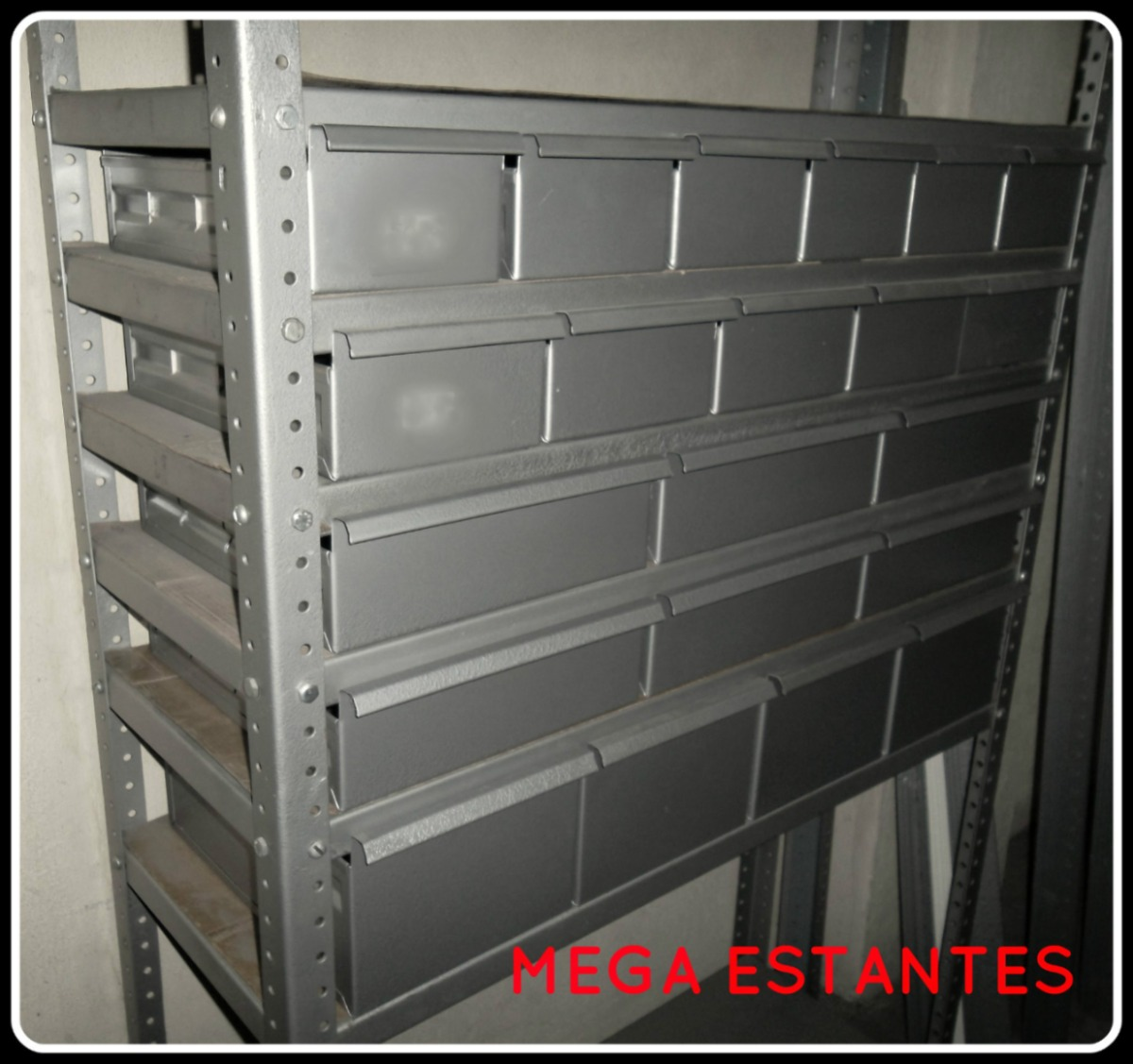 Estanterias Metalicas Precio. Excellent Estanteria Metalica Cromada ...