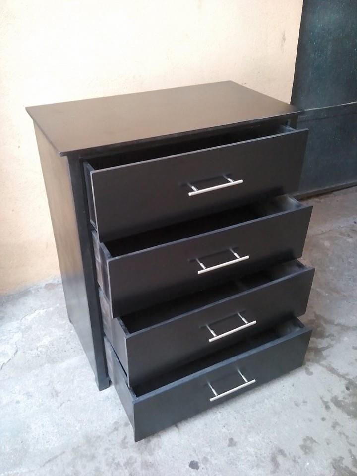 Cajonera comoda mueble cajoneras 2 en mercadolibre for Comoda mueble