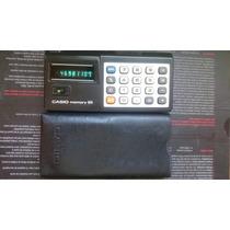 Calculadora Vintage Casio Memory 8r