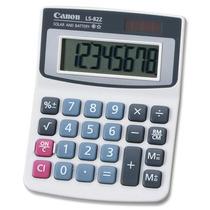Calculadora Básica 8 Dígitos Canon Can-cal-ls-82z Canon