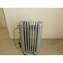 Calentador Eléctrico De Aceite Delonghi Retro
