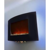 Calefactor Akdy Ax-520apb Chimenea Eléctrica Vidrio Templado