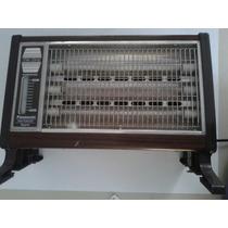Calentador Electrico Cuarto Jardin Terraza Ventilador Difuso