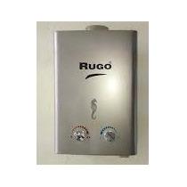 Calentador De Paso Rugo Para 1 Gas L.p.