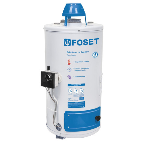 Calentador de agua de paso gas lp 6 litros 2 - Calentador de agua de gas ...