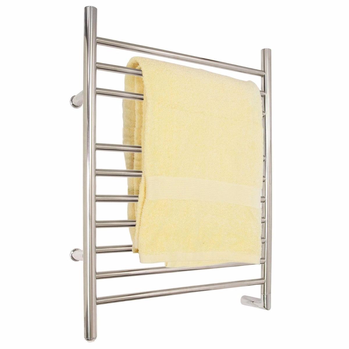 Calentador de toallas electrico acero inoxidable toallero for Toallero acero inoxidable