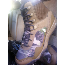 Botas Tacticas Rts Under Armour Reaper Camu