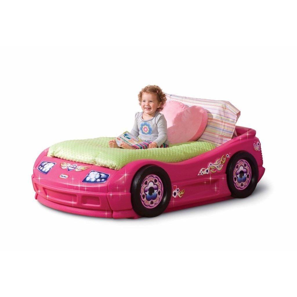 Cama coche little tikes para ni a tama o infantil - Cama coche infantil ...