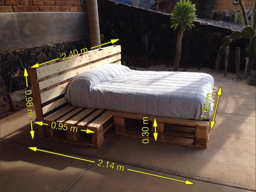 1000 images about camas on pinterest recycling tvs and - Tarimas de madera recicladas ...