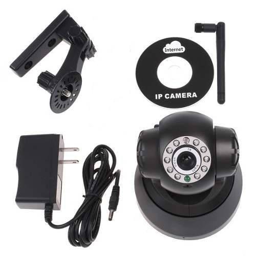 video vigilancia ip: