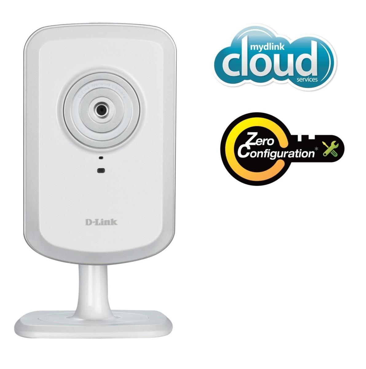 Camara ip vigilancia d link dcs 930l wifi cloud - Camaras de vigilancia ip wifi ...