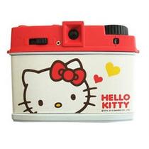 Camara Lomo Lomográfica Diana 35mm Ojo De Pez Hello Kitty