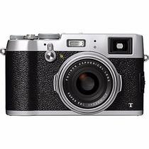 Fujifilm-x100t Cámara Digital De 16.3 Mp Color Plata Y Negra