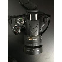 Camara Nikon D5100 Excelente Estado! Con 2 Lentes Y Control