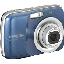 Insignia¿ - Cámara Digital De 12.0 Megapíxeles -azul