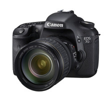 Canon Eos 7d 18mp Con Lente 28-135mm Camara Digital