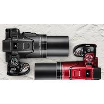 P610 Nikon Coolpix Negra 60x Zoom Wifi Nfc Pant. 3 Gps