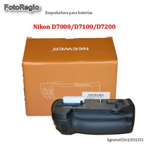 Empuñadura Para Baterías Neewer Nikon D7000/d7100/d7200