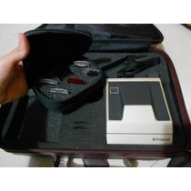 Cámara Instantánea Polaroid Con Bolsa Y Objetivos