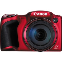 Canon Powershot Sx400 Is 16mp Camara Digital Sx-400