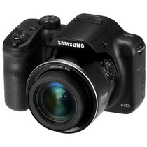 Samsung Wb1100f 16.2mp Ccd Wifi & Nfc 35x Optical Zoom Negra